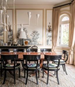 Diseño interior lujo