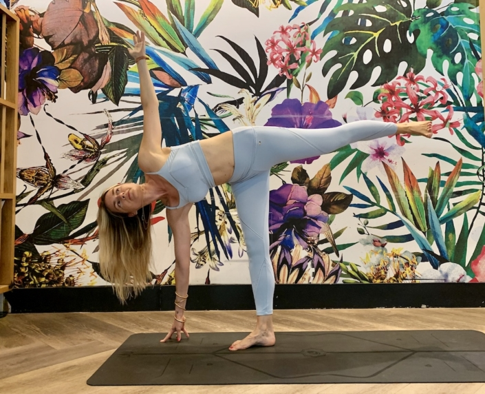 Yoga en @CocinaSanAnton